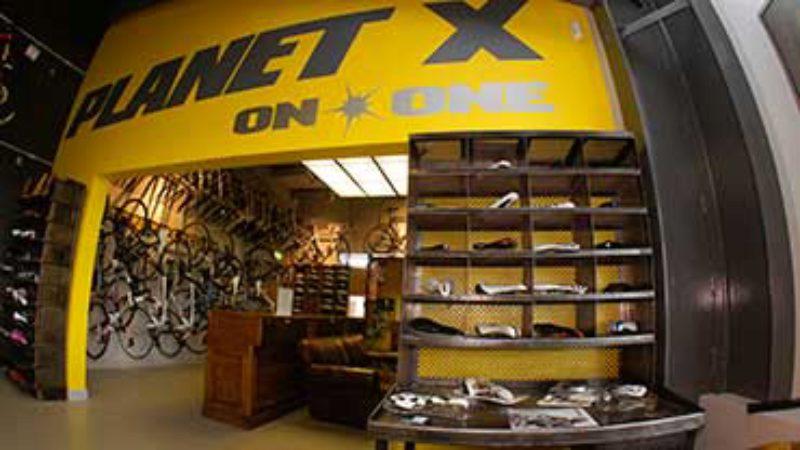 Planet X Showroom