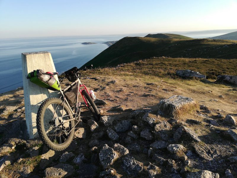 bikepacking wales