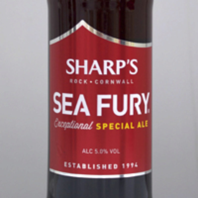 Sea Fury Sharp's