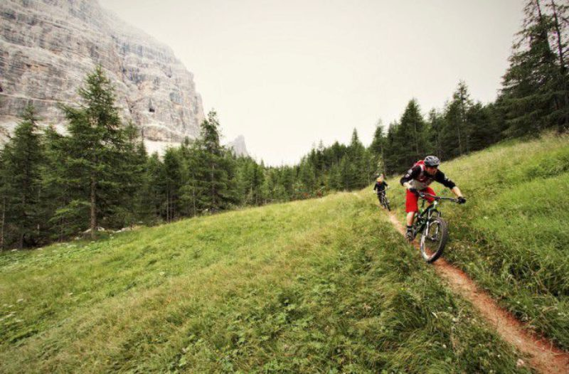 Cortina Mountain Biking