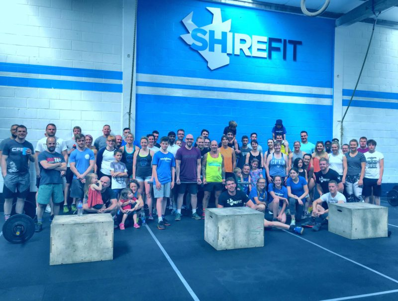 Shirefit Team Wod