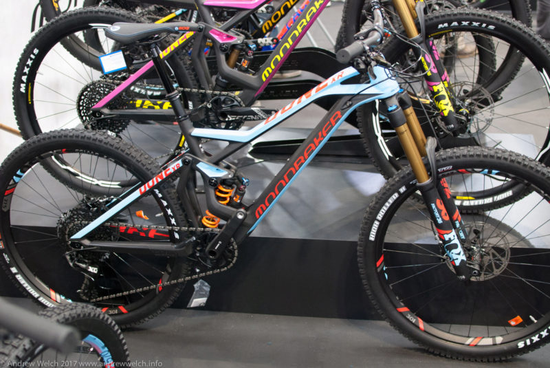 the cycle show 2017 - latest bikes and components part ii