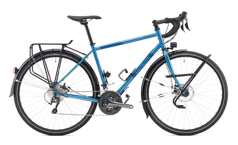 genesis tour de fer 30 2017 touring bicycle review andrew welch